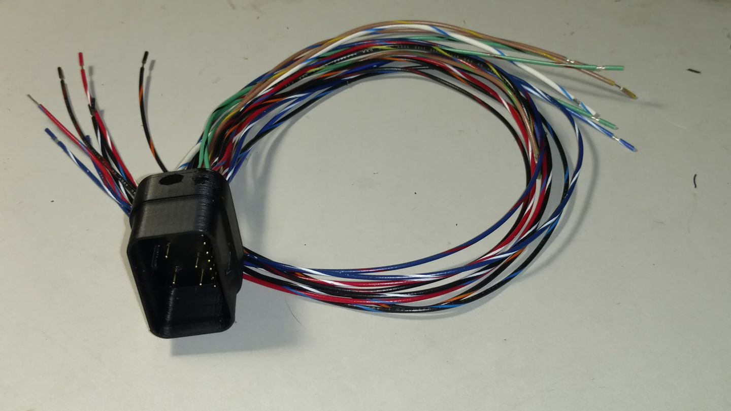 Wiring Harness Plug  U2013 Engineered Adapters